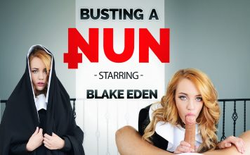 Hot Teen Nun Fucked Hard
