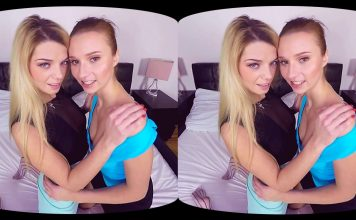 Czech VR Threesome with You