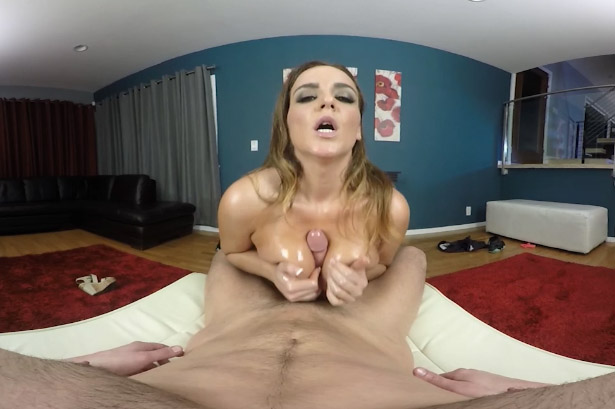 Big Boobs Natasha Nice VR Titjob